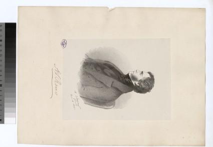 Portrait of Capt Rous