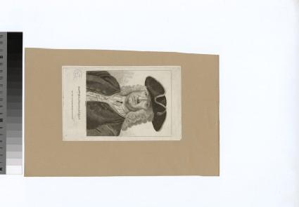 Portrait of Hon.W. Rowley