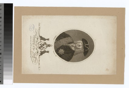 Portrait of Admiral W. Rowley