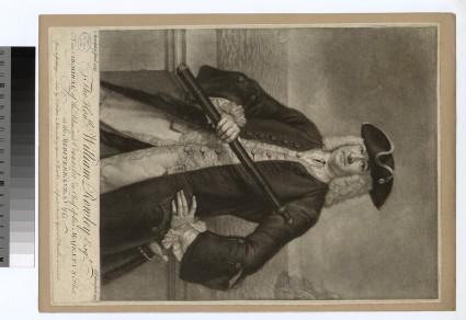 Portrait of W. Rowley