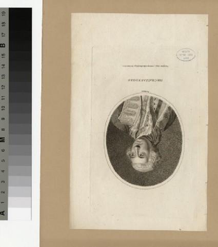 Portrait of Sir Charles Saunders