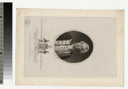 Portrait of Admiral Lord Shuldham