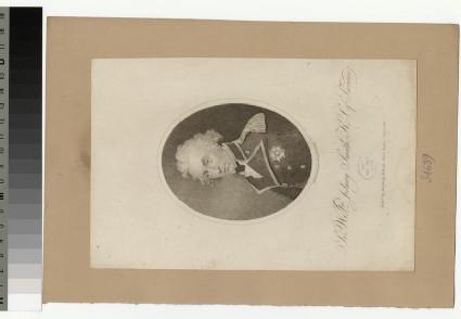 Portrait of Sir W. S. Smith