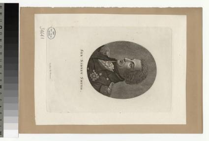 Portrait of Sir S. Smith