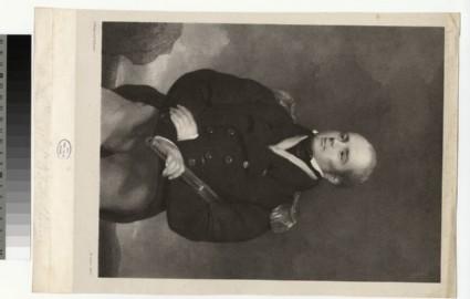 Portrait of Capt.R. Spencer