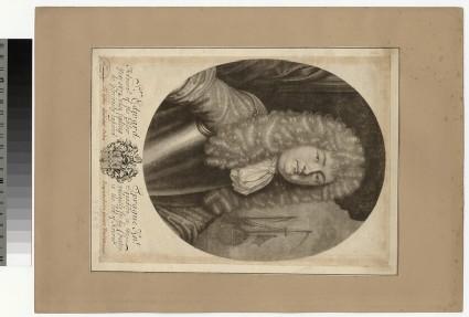 Portrait of Sir E. Sprague