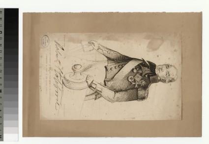 Portrait of Admiral Stopford