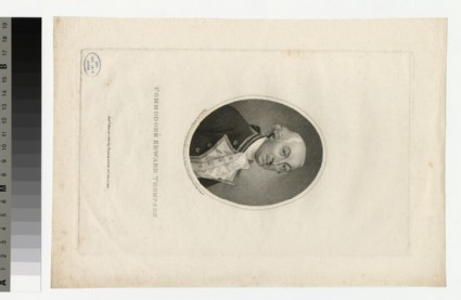 Portrait of Commodore Thompson