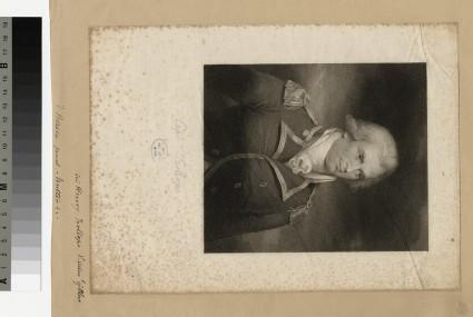 Portrait of Capt Trollope