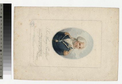 Portrait of Admiral Sir Henry Trollope