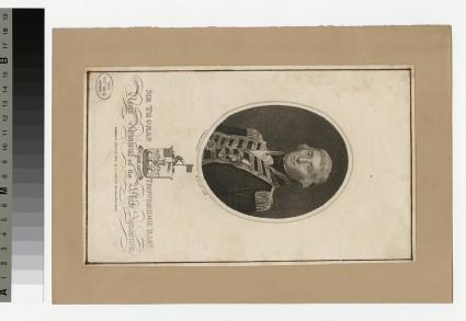 Portrait of Admiral Sir T. Trowbridge
