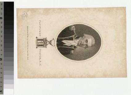 Portrait of Capt J. Turnor