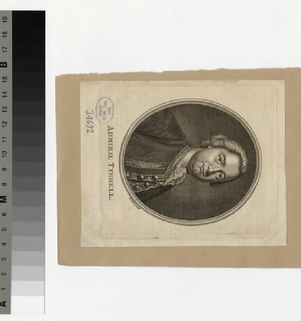 Portrait of Admiral Tyrrell