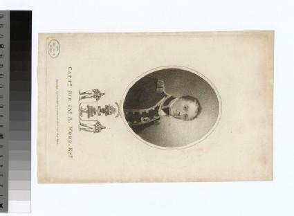 Portrait of Capt.J. A. Wood