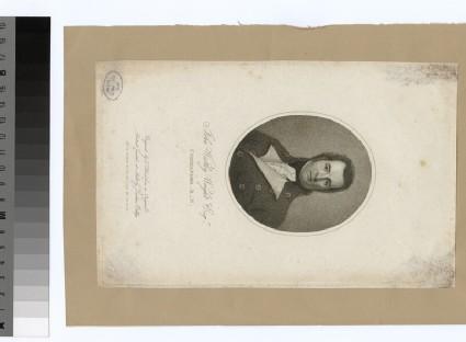 Portrait of Cdr J. W. Wright