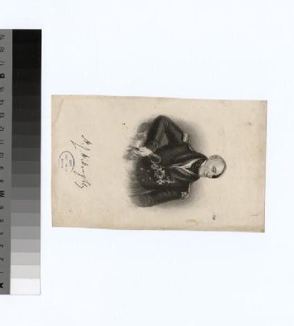 Portrait of Capt. Nesbit J. Willoughby
