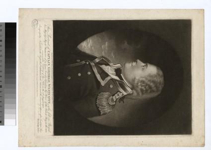 Portrait of Capt G. Westcott