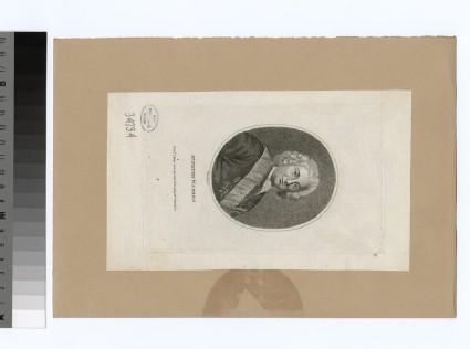 Portrait of Admiral Sir P. Warren