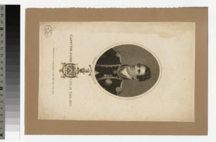 Portrait of Capt J. Lucas