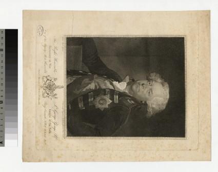 Portrait of Sir George Yonge