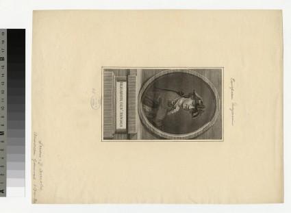 Portrait of Brigadier Gen. Benedict Arnold