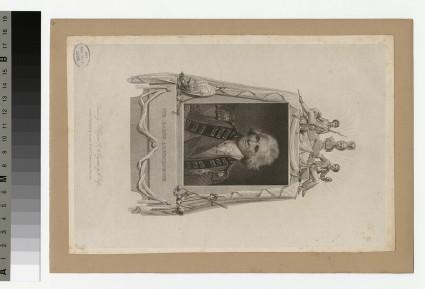 Portrait of Sir R. Abercrombie