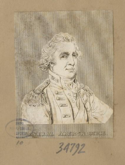 Portrait of Gen Abercrombie
