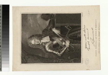 Portrait of Duke of Berwick