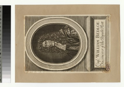 Portrait of Capt. William Bedloe