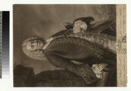 Portrait of Lt. Gen. William Barrell