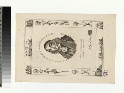 Portrait of Col. John Barkstead