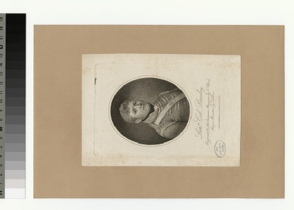 Portrait of Lt Col Barclay