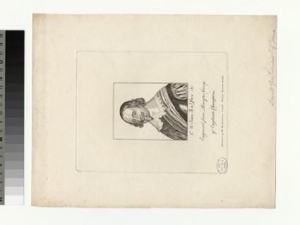 Portrait of Sir W. Balfour