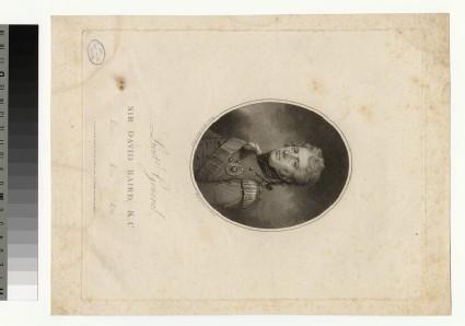 Portrait of Lt Gen. Sir David Baird