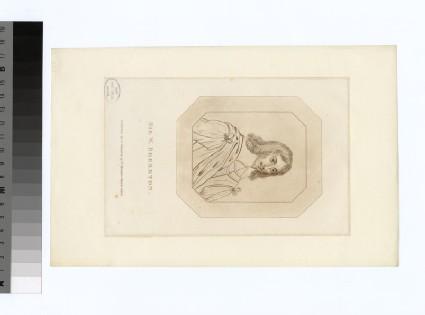 Portrait of Sir W. Brereton