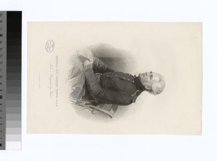 Portrait of Gen.Sir G. Brown