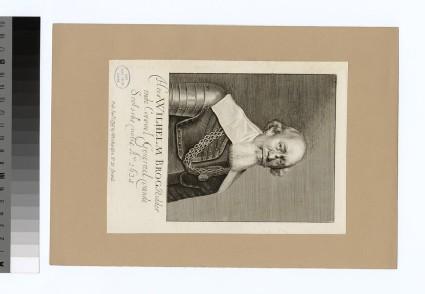 Portrait of Sir W. Brog