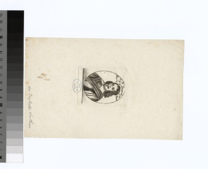 Portrait of R. Browne