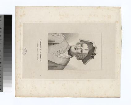 Portrait of Thomas Brown