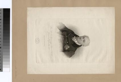 Portrait of Sir Robert Brownrigg