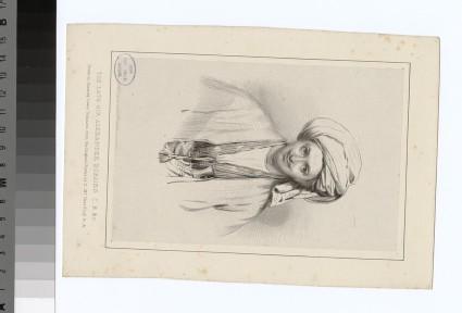 Portrait of Sir A. Burnes