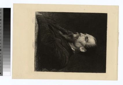 Portrait of Capt.R. F. Burton