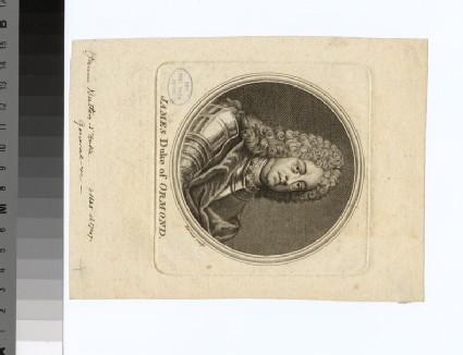 Portrait of Duke of Ormond