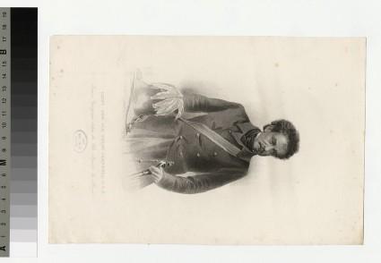 Portrait of Lt.Gen.C. Campbell