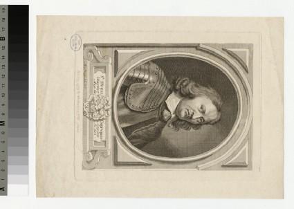 Portrait of Sir H. Cartwright
