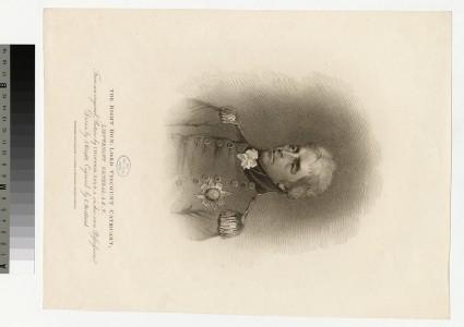 Portrait of Visc Cathcart