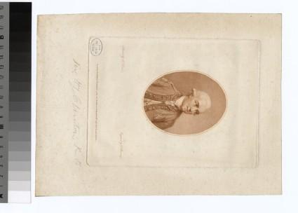 Portrait of Sir H. Clinton