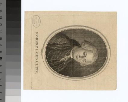 Portrait of R. Clive