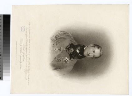 Portrait of Sir G. L. Cole