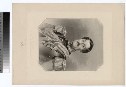 Portrait of Visc Combermere